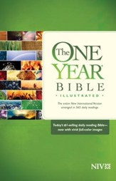 NIV One Year Bible Illustrated