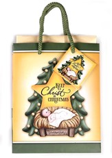 Keep Christ In Christmas Gift Bag Medium