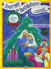 Journey to Bethlehem Director's Score &  Accompaniment/Performance Audio CD