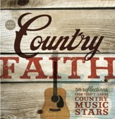 Once-A-Day Country Faith Devotional: 56 Reflections from Today's Leading Country Music Stars - eBook