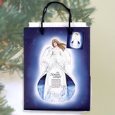 Nativity Angel Gift Bag Medium