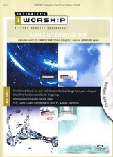 Integrity's iWorship Collection Chord Chart Edition on CD-ROM