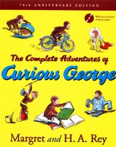 Complete Adventures of Curious George: 70th Anniversary Edition