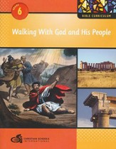 Walking With God and His People - Teacher's Guide (Grade 6)