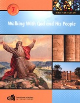 Walking With God and His People - Teacher's Guide (Grade 7)