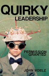 Quirky Leadership: Permission Granted - eBook