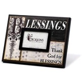 Thank God for Blessings Photo Frame