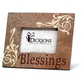Blessing Photo Frame
