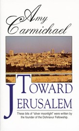 Toward Jerusalem - eBook