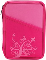 Thinline Pink Bible Cover
