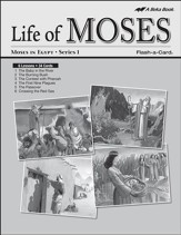 Extra Moses in Egypt (Life of Moses Series 1) Lesson Guide