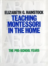 Teaching Montessori In the Home - eBook