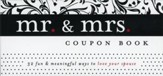 Mr. & Mrs. Coupon Book