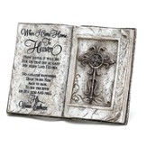 When I Come Home to Heaven Tabletop Plaque