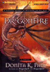 DragonKnight, Unabridged Audio on MP3-CD