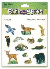 Stickers: Woodland Wonders