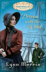 Driven With The Wind - eBook