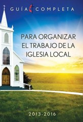 Guidelines for Leading Your Congregation 2013-2016 - Spanish Ministries - eBook