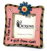 Every Day is a Gift From God Magnet Photo Frame