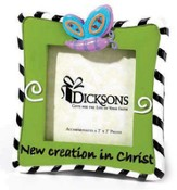 New Creation in Christ Magnet Photo Frame