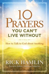 10 Prayers You Can't Live Without - eBook