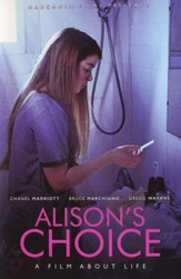 Alison's Choice, DVD