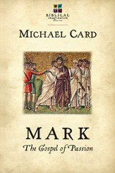 Mark: The Gospel of Passion - eBook