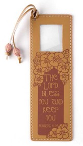 The Lord Bless You Magnifier Bookmark