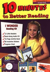 10 Minutes a Day to Better Reading: I Wonder Kit