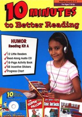 10 Minutes a Day to Better Reading: Humor Kit A