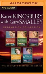 Karen Kingsbury Redemption Series Collection: Redemption, Remember, Return, Rejoice, Reunion - abridged audio book on MP3-CD