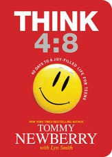 Think 4:8: 40 Days to a Joy-filled Life for Teens - eBook