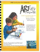 ARTistic Pursuits, Early Elementary K-3 Modern Painting and Sculpture