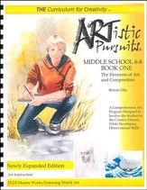 ARTistic Pursuits, Middle School The Elements of Art and Composition