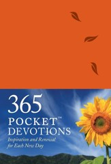 365 Pocket Devotions: Inspiration and Renewal for Each New Day - eBook