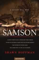 Samson: A Savior Will Rise - eBook