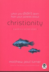 What You Didn't Learn from Your Parents About Christianity: A Guide to a Spirited Subject