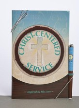 Christ-Centered Service, Prayer Journal and Pen Gift Set