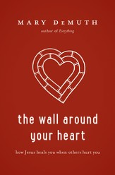 The Wall Around Your Heart: How Jesus Heals You When Others Hurt You - eBook