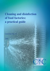 Cleaning and disinfection of food factories: a practical guide - eBook