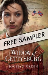 Widow of Gettysburg SAMPLER / New edition - eBook