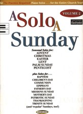 A Solo A Sunday, Volume 2