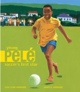 Young Pele: Soccer's First Star - eBook
