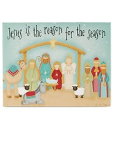 Jesus is the Reason for the Season, LED Sign