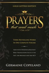 Prayers That Avail Much Gold Letter Edition - eBook