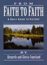 From Faith to Faith Devotional - eBook