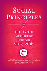 Social Principles of The United Methodist Church 2013-2016 - eBook