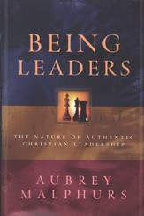 Being Leaders: The Nature of Authentic Christian Leadership - eBook