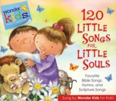 Wonder Kids Music: 120 Little Songs for Little Souls, CD