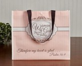 Woman Of God Tote Bag